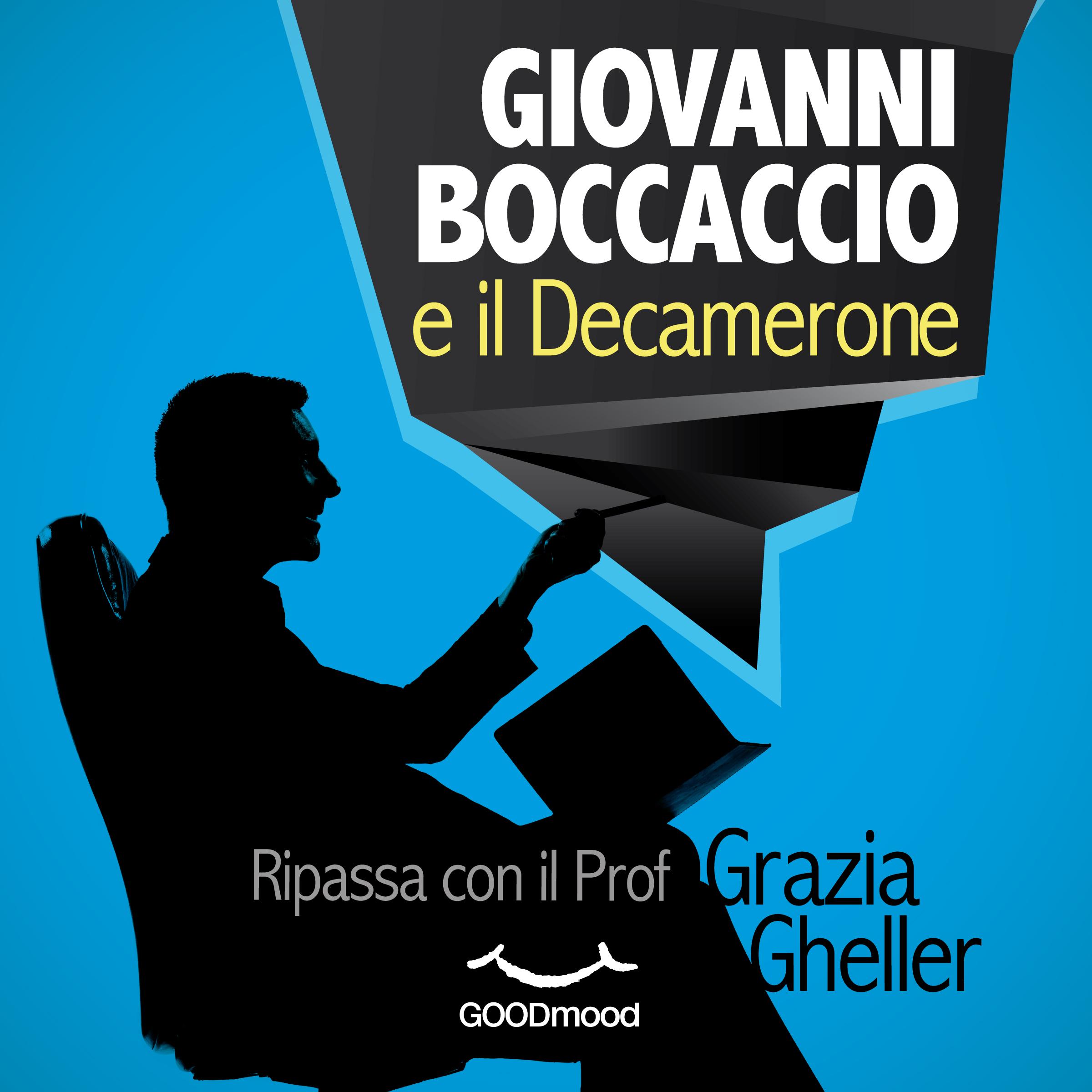 Giovanni Boccaccio e il Decamerone. -0