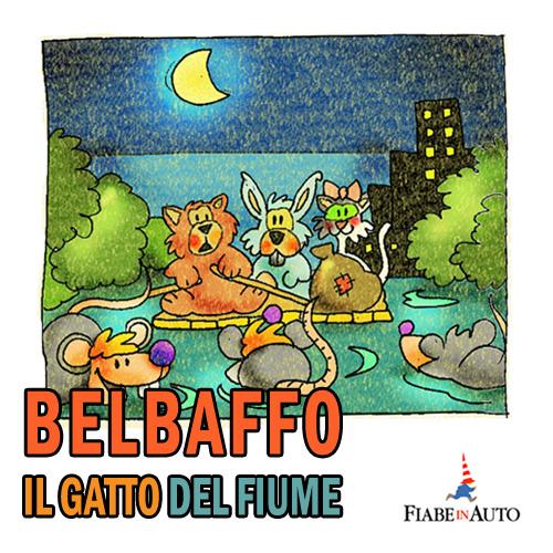 Belbaffo, il gatto del fiume-0