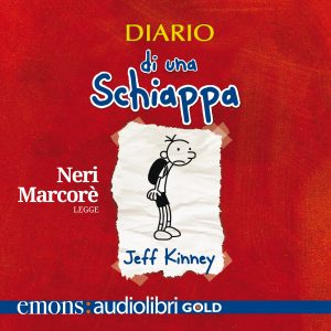 Diario di una schiappa letto da Neri Marcorè