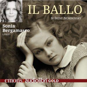 Il ballo letto da Sonia Bergamasco