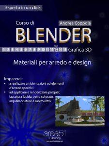 Corso di Blender - livello 13