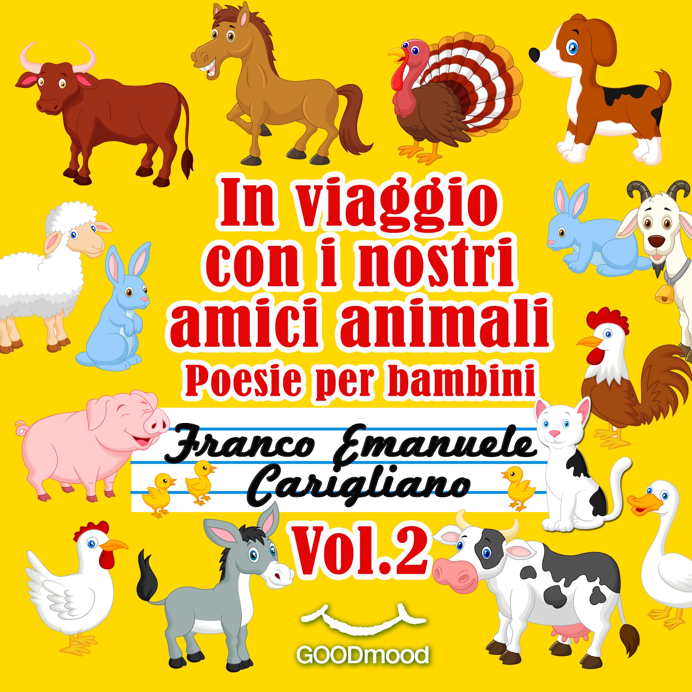 In viaggio con i nostri amici animali Vol.2-0